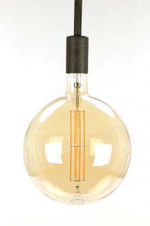Lichtbron LED filament bol Ø12,5