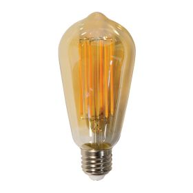 Lichtbron LED filament druppel 3955