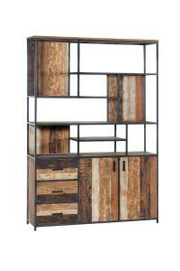 Brindisi Bookrack 2 drawers big