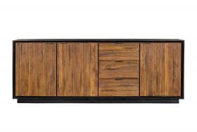 Mountain dresser 3 doors, 3 drawers