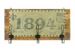Vintage Kapstok '1894'