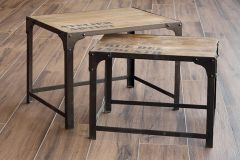 Harvard vintage coffee table set van 2