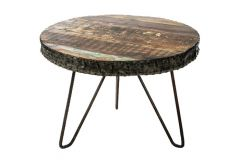 Vintage Rustic Coffee table handmade