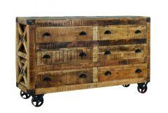 Ventura Vintage Dresser without letters