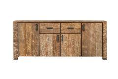 Unique Dresser 4 doors, 2 drawers