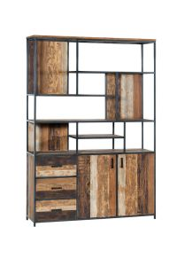 Brindisi Bookrack 2 drawers big